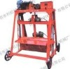 paving stone machine