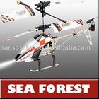 3 Channel Remote Control Mini Helicopter SF6021
