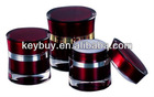 acrylic cosmetic jar cosmetic container