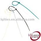 LGL self-locking PA66 nylon plastic bandage cable tie 4.8*300 mm 11.5/8 inch