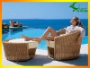 2011 high class resin wicker outdoor furniture