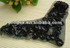 embroidery motif designs,garment patch,beads neckline,mesh collar