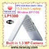 13.3 inch mini laptop (LP1300)