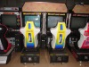 Racing car game machine - Outrun (MR-QF210-2)