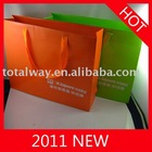 2011 new fashion paper bag