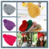 knit pattern for hat earflaps