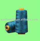 100% Spun polyester yarn 40/2