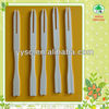 100% bamboo fruit forks