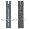 3# Crystal Rhinestone zipper