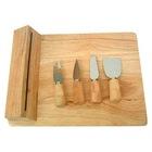 environmentally friendly Wood Cheese Tool Set
