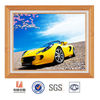 New hot Morden Art 3D paper framed picture of car design