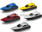 portable mini yacht,ship shaped speaker with FM radio