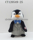 Plush penguin with IC