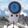 Multinational digital compass with LED backlight