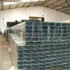 standard galvanized angle iron sizes