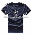 2012-2013 Embroidered AC short soccer jersey/football shirt/soccer shirt