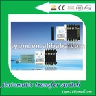 Hot Sales 220V ATS switch electrical changeover switch for generator Q1(3) 6-250A gene automatic changeover switch