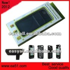 Designed for apple iphone 4&4S rechargeable battery case with mini speaker and bracketX1