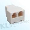 Telephone part/US Adaptors/KLS12-180