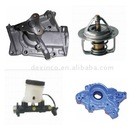 Water pump, oil pump, brake pump
