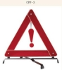 roadway triangle, warning triangle,safety triangle