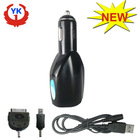 USB car charger for iphone 4S&4G&5