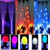 Multicolor Led Curtain Light for Christmas