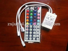 2012 waterproof led strip remote controller with 44keys for rgb led strip