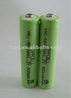 NIMH 900mAh AAA rechargeable battery
