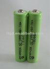 NIMH 900mAh AAA rechargeable battery
