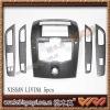 3D wooden panel for NISSAN LIVINA 04-07