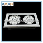 14W LED Recessed Grille Light for Kitchen