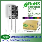 ISO 9001:2000 electrolytic capacitor high voltage capacitor