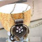 elephant necklace lucky animal necklace