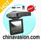 2.5 Inch 720P Car DVR with Night Vision and H.264 Video Compression