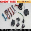 CE car alarm system with plastic remote G1