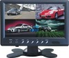 "9"" Stand Alone TFT LCD Monitor with Video Splitter S-HR9107VS"
