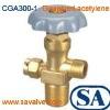 CGA320-2 CO2 valve