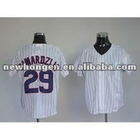 100% polyester custom baseball uniform