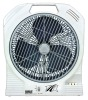 Rechargeable fan with Lamp SF-399A_Hot sale_Vienam
