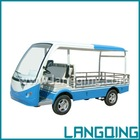 With Roof CE Certificate Electric Pick Up Truck - Model LQF091