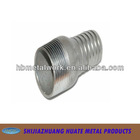 Plumbing Materials Galvanized Steel Swage Nipple KC Nipple