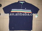 100%cotton men's polo shirt