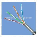FTP cat 5/cat 5e, 4 pairs screened lan cable/network cable