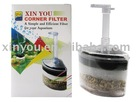 corner filter,aquarium biological filter