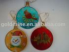 Glass ornament/Christmas ornament