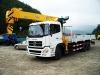 Dongfeng DFL5250JSQ Truck Crane