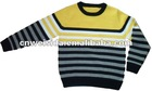 Boy's stripe sweater