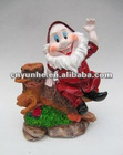 Happy Dwarf Dolls Polyresin Crafts Hot Sale Fashion Promotional Gifts Toys For Household Adornment Articles