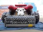 inflatable slides games Monster Truck Slide